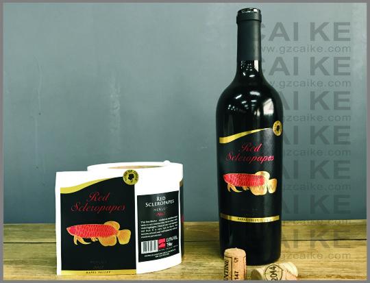 智利葡萄酒标签